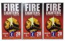 楽天市場ご愛顧感謝デー着火剤 FIRE LIGHTERS 20本入り×3箱【送料無料】FIRE LIGHTERS ファイヤーライターズ