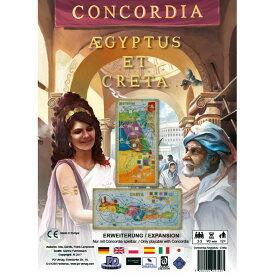 コンコルディア拡張マップ 「エジプト・クレタ」 (ボードゲーム カードゲーム) 12歳以上 90分程度 2-5人用