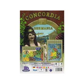 コンコルディア拡張マップ 「ブリタニア・ゲルマニア」 (ボードゲーム カードゲーム) 12歳以上 90分程度 2-5人用