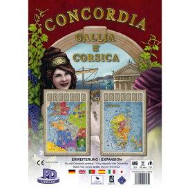 コンコルディア拡張マップ 「ガリア・コルシカ」 (ボードゲーム カードゲーム) 12歳以上 90分程度 2-5人用