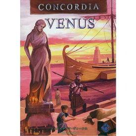 コンコルディア拡張セット・ヴィーナス 日本語版 (ボードゲーム カードゲーム) 13歳以上 60-120分程度 2-6人用