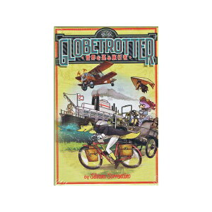 グローブトロッター:世界を巡る旅行者 (ボードゲーム カードゲーム) 8歳以上 30分程度 2-5人用