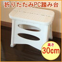 折りたたみPC踏み台 耐荷重100kg (SW-1067) 【RCP】【ステップ】【子供】【子ども】【キッズ】【キッズ用品】【…