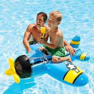 フロート飛行機浮き輪 ジャンボ ホエールライダー 空気入れ飛行機型 空気入れ戦闘機型フロート おしゃれ かわいい シャチ ビーチ プール グッズ 浮輪 うきわ プール 海 海水浴 おもちゃ 水