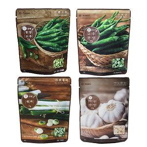 [セット10% OFF] 唐辛子、ニンニク、ネギ フリーズドライ 野菜 ドライ野菜 純100%そのまま 乾燥野菜 味 栄養 香りそのまま 手間なく簡便に 味噌汁、炒飯、韓国料理等 多様な料理に使える! 無