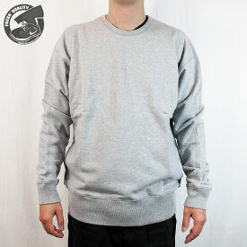 RC-3665 REIGNING CHAMP RELAXED CREWNECK MID WEIGHT TERRY HEATHER GREY レイニング チャンプ リラックスド クルーネック ヘザーグレー
