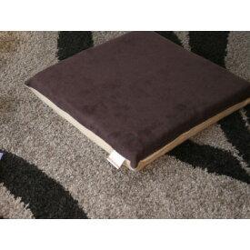 こだわりの高級仕上げ 国産リバーシブル 綿毛布 カバーリング式 ウレタン座布団 【Moffi】モフィ の中身(ヌード)は厚み6cmの通常ウレタン仕様。
