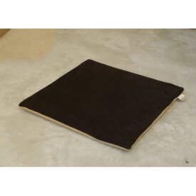 こだわりの高級仕上げ 国産リバーシブル 綿毛布 カバーリング式 固形チップウレタン座布団 【Moffi】モフィ の中身(ヌード)は手軽さが特徴の 3cm厚ウレタン仕様