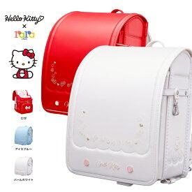 ランドセル ララちゃんランドセル 40 ハローキティ 2021年モデル マジかるベルト付き 6年間修理保証 タオルプレゼント 女の子 キティちゃん rarachan Hello Kitty