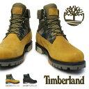 【あす楽】ティンバーランド Timberland 防水 ヘリテージ EK+ 6インチ ウォータープルーフ ブーツ 正規品 メンズ 本革…