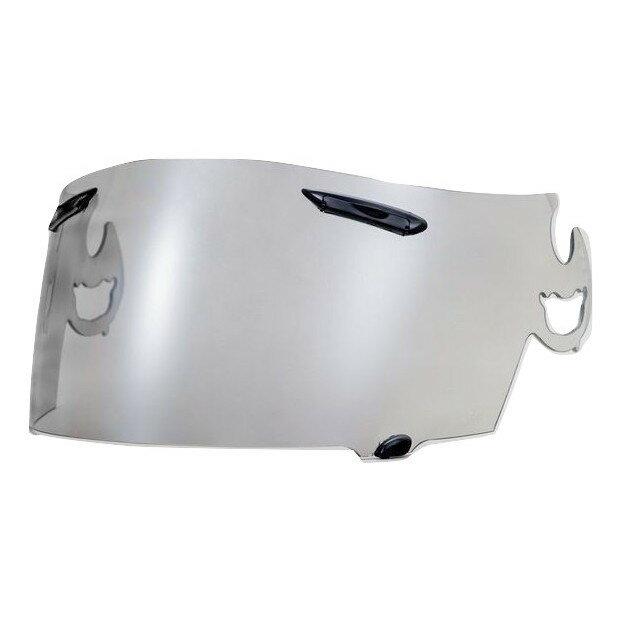 【Arai スーパーアドシスI シールド】 (ライトスモークベース/シルバーミラー) 山城 EXTRA SHIELD フルフェイスヘルメット用シールド
