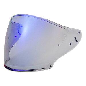 【SHOEI CJ-2 シールド】 (メロースモークベース/ブルーミラー) 山城 EXTRA SHIELD オープンフェイス(ジェット)ヘルメット用シールド