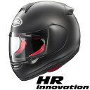 アライ×山城 HR-Innovation(HRイノベーション) フルフェイスヘルメット 【フラットブラック Mサイズ】