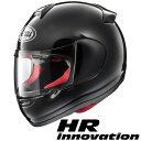 アライ×山城 HR-Innovation(HRイノベーション) フルフェイスヘルメット 【グラスブラック Lサイズ】