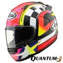アライ×東単 QUANTUM-J Schwantz 95 (クアンタムJ シュワンツ95) フルフェイスヘルメット 【L(59-60cm)サイズ】