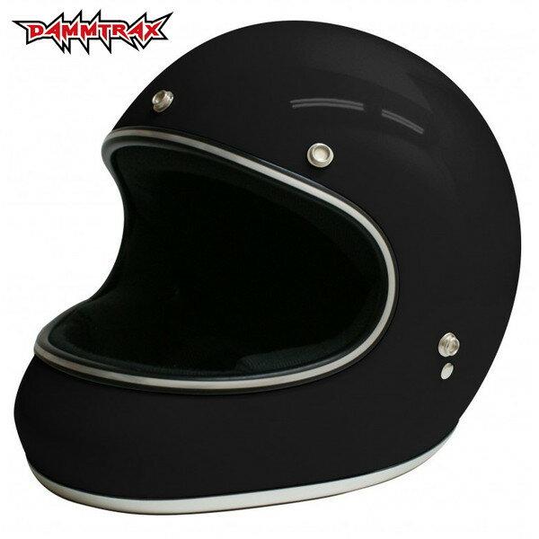 ダムトラックス AKIRA 【ブラック M(57-58cm)サイズ】 アキラ フルフェイスヘルメット