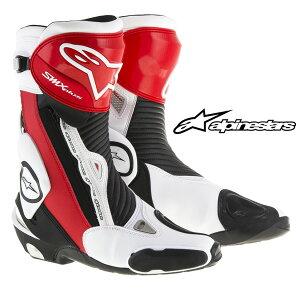 alpinestarsSMXPLUSBOOT2221015レーシングブーツ(BLACKREDWHITE)