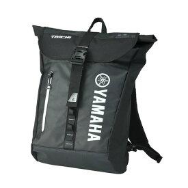 ヤマハ×RSタイチ WPバックパック ブラック/ホワイト 4521407227365 Q1G-RST-Y050-BK