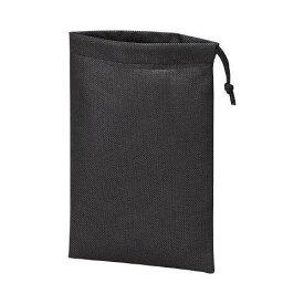 トラスコ中山(TRUSCO) TRUSCO 不織布巾着袋10枚入 黒 420X330X100MM TNFD10M【smtb-s】
