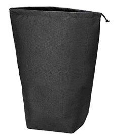 トラスコ中山(TRUSCO) TRUSCO 不織布巾着袋10枚入 黒 500X420X220MM TNFD10L【smtb-s】