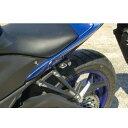 キジマ 【必ず購入前に仕様をご確認下さい】ヘルメットロック ブラック   YZF−R25 (303−1560)【smtb-s】