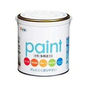 アサヒペン 水性多用途EX 0.7L 青