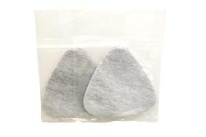 キンボシ GS #6175 防臭簡易マスク フィルター (2枚入)
