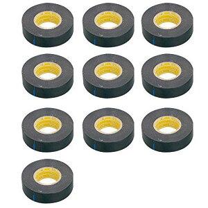 デイトナ ハーネステープ クロ 19MM 10コ (94124)