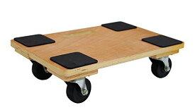 アステージ 木製平台車450×300 WHD-1【smtb-s】