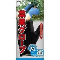 キンボシ 菜果グローブ(L) ブラック