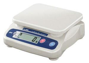 エー・アンド・デイ 上皿デジタルはかり2kg検定付SJ-2000N-A3