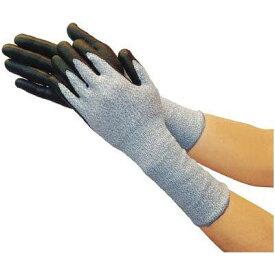 トラスコ中山 TRUSCO グラスファイバー手袋ニトリル手のひらコートロング L code:7700903【smtb-s】