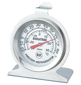アズワン 冷凍・冷蔵庫用バイメタル温度計2-3553-01【smtb-s】