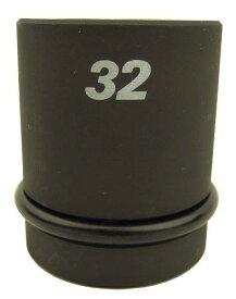 フラッシュツール 11WS32FPC インパクト ショートソケット差込角25.4mm対辺32mm 1.17696019【smtb-s】