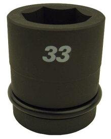 フラッシュツール 11WS33FPC インパクト ショートソケット差込角25.4mm対辺33mm 1.57696027【smtb-s】