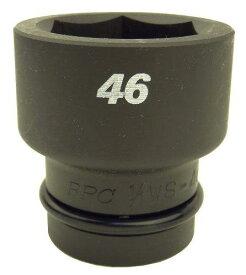 フラッシュツール 11WS46FPC インパクト ショートソケット差込角25.4mm対辺46mm 1.17696078【smtb-s】