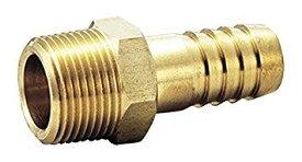 フローバル ホースニップルGHN-0312 黄銅製QR0001722-9390-06