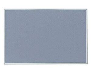 新協和 アルミ掲示板ラシャグレー貼 SMS-1011