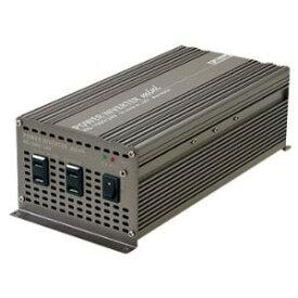 セルスター工業 パワーインバーターミニ 24V専用 AC100V最大消費電力1000Wまでの機器に (HG-1000/24V)【smtb-s】