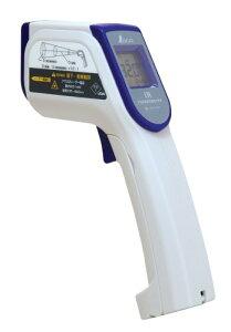 シンワ測定 放射温度計 レーザーポイント機能付 73010 B (※体温計としてはご使用になれません)