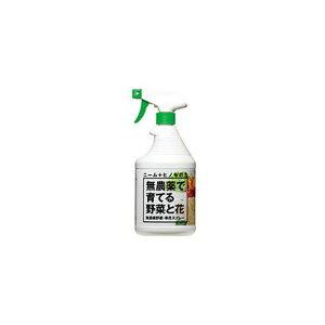 トヨチュー 無農薬野菜・草花スプレー900ml