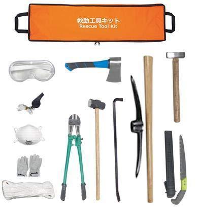 株式会社ナカトミ 救助工具キット RTK-17【smtb-s】