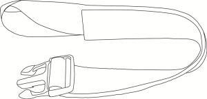 タナックス MP-123 コテイベルト 1ホン