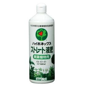 ハイポネックスジャパン ストレート液肥 観葉植物用