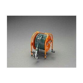 エスコ 15/20mmx20m 散水ホースリール (EA124HC-20A)【smtb-s】