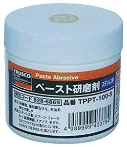 TPPT100STRUSCO ペースト研磨剤 ステンレス用 100g8286869【smtb-s】