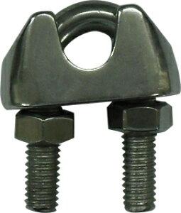 水上金属 ファースト チェーンパーツ ステンレスワイヤークリップ 2mm WC-2 【969-0682】
