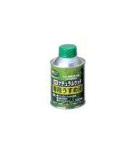 アサヒペン 油性ナチュラルウッド 100ML 専用うすめ液