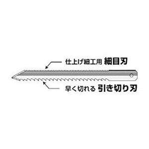 デンサン/ジェフコム ジェフコム BDS-250PH ボードカッター専用替刃(両刃) 管理コード:1309