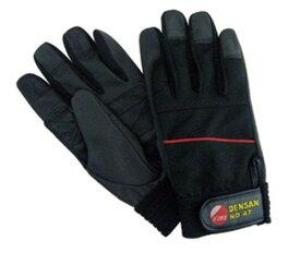 デンサン/ジェフコム ジェフコム ND-47L 電工手袋(ハイブリッドタイプ) 管理コード:5277【smtb-s】